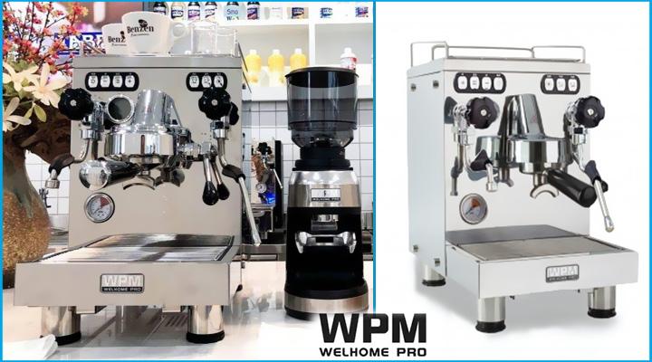 Hình mô tả Máy pha cà phê WPM KD 320