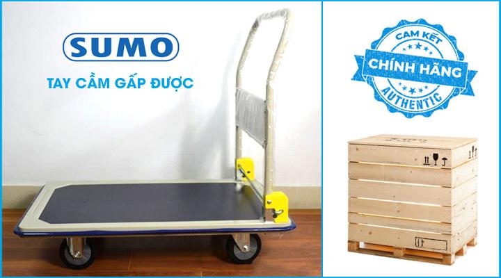 Hình mô tả xe đẩy hàng Sumo HG-310C