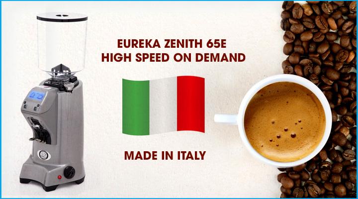 Hình nội dung Máy xay cà phê Eureka Zenith 65E High Speed