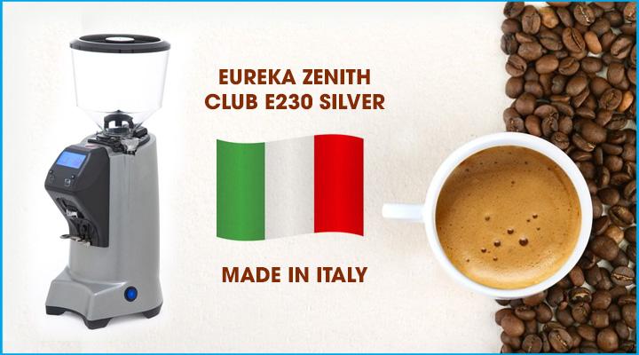 Hình nội dung Máy xay cà phê Eureka Zenith Club E230
