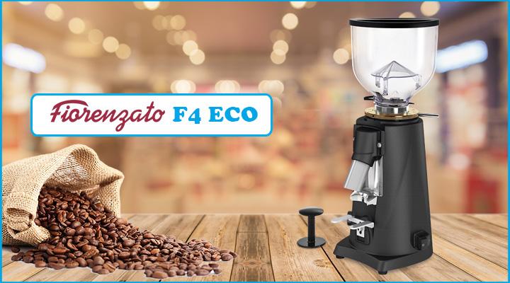 Máy xay cà phê F4 Eco