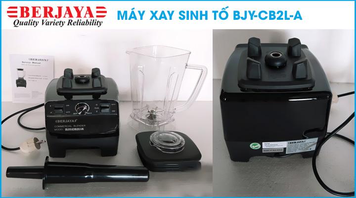 Hình nội dung máy xay sinh tố Berjaya BJY-CB2L-A