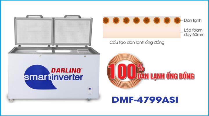 Hình nội dung Tủ đông Darling DMF-4799ASI