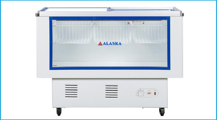 Tủ mát trưng bày loại nằm Alaska LC-450B