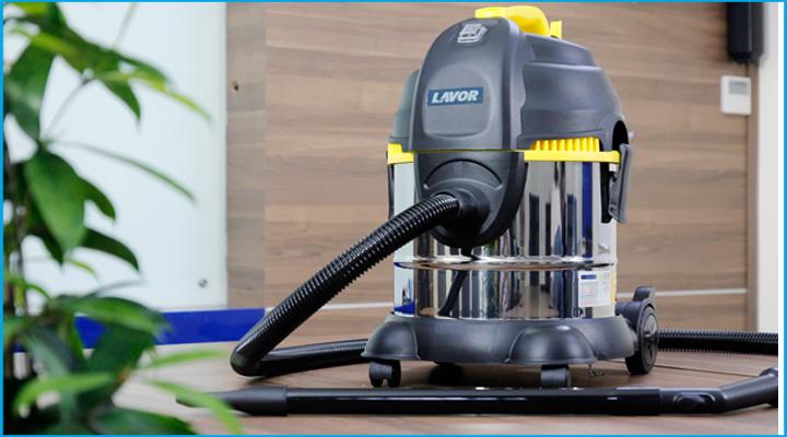 Hình thực tế Máy hút bụi khô và ướt Lavor LVC 30XS