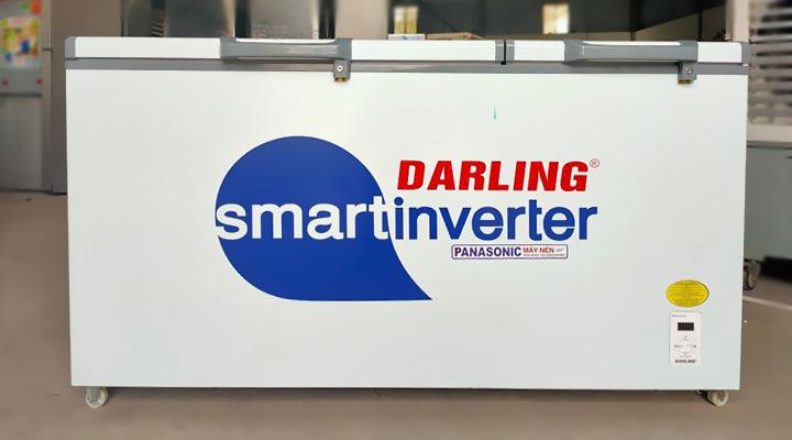 Tủ đông Darling Inverter DMF-7779ASI