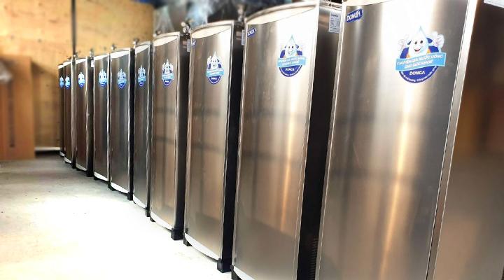 Kho hàng Máy lọc nước nóng lạnh DONGA DAD-5001
