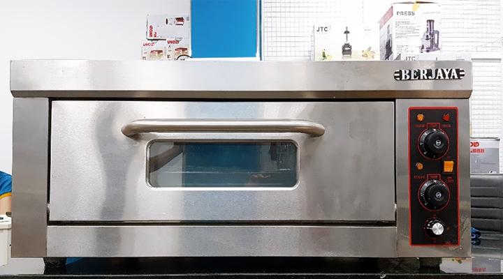 Lò nướng bánh tầng Berjaya E6KW