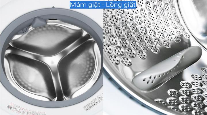 Lồng giặt Máy giặt Electrolux Inverter EWF8024BDWA 8 kg