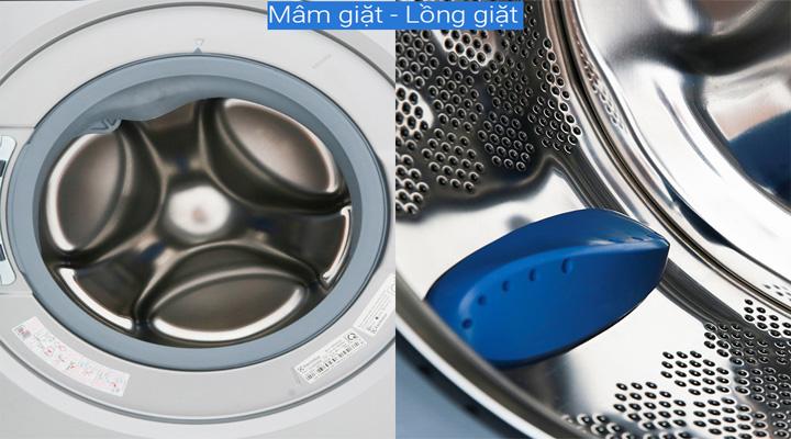Lồng giặt Máy giặt Electrolux Inverter EWF8025CQSA 8 kg
