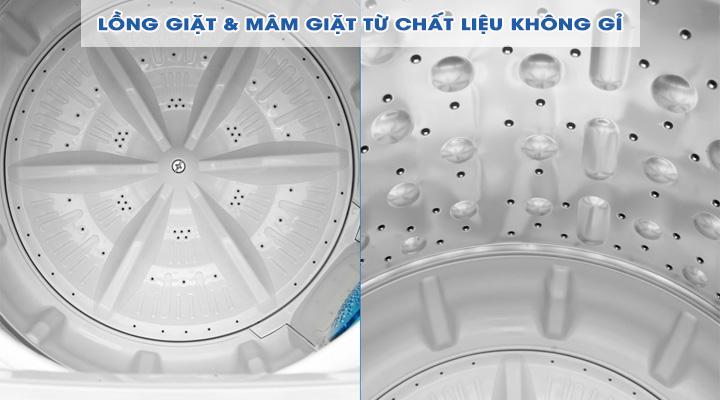 Lồng giặt Máy giặt LG Inverter T2108VSPM2 8 kg