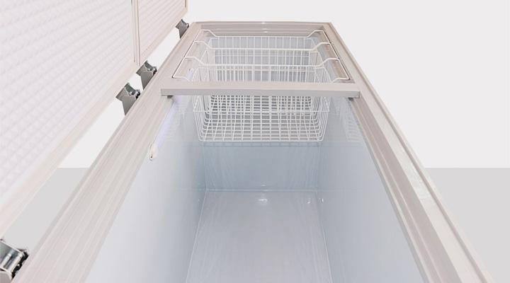 Lòng Tủ đông Darling Inverter DMF-8779ASI