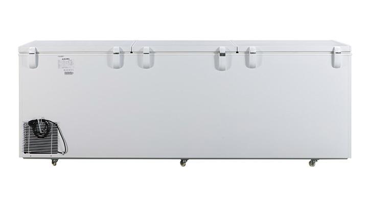 Mặt lưng Tủ đông nắp dỡ Alaska Inverter HB-1500CI