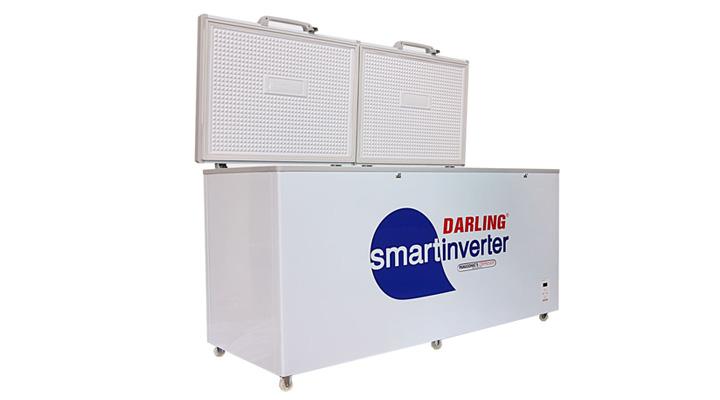 Mặt nghiêng Tủ đông Darling Inverter DMF-8779ASI