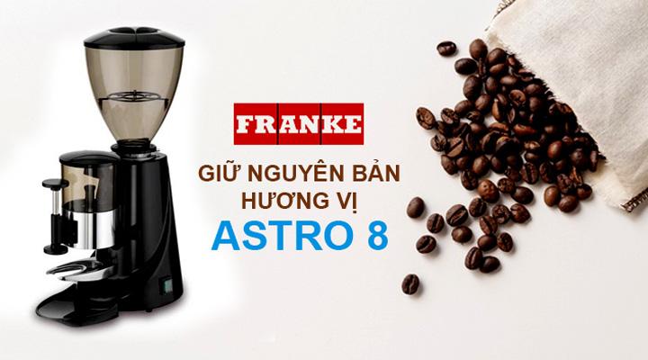 Máy xay cà phê tự động Astro 8 Franke