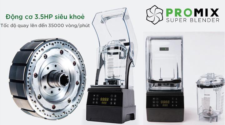 Máy xay sinh tố đa năng Promix PM-S900