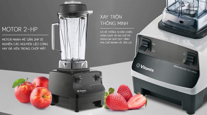 Máy xay sinh tố Vitamix Drink machine 2-Speed