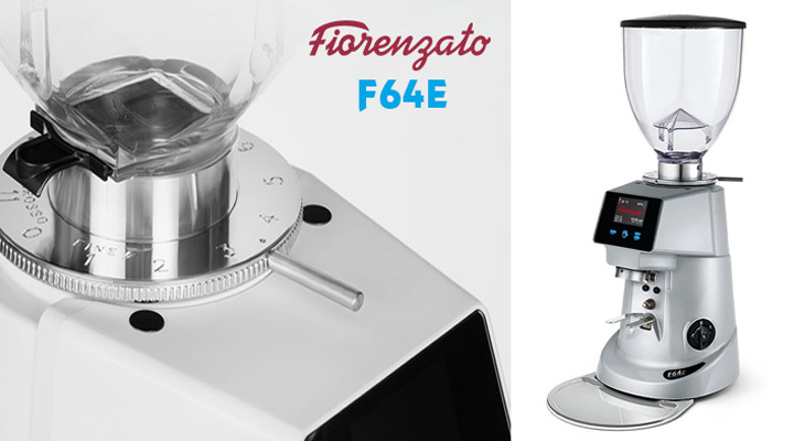 Hộc chứa Máy xay cà phê Fiorenzato F64E