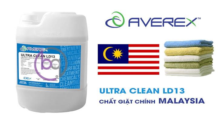Mô tả Chất giặt chính Ultra Clean LD13