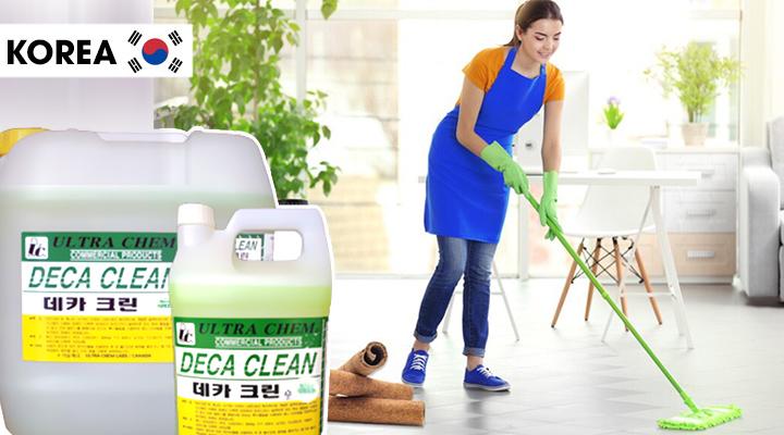 Hóa chất lau sàn đa năng DECA CLEAN