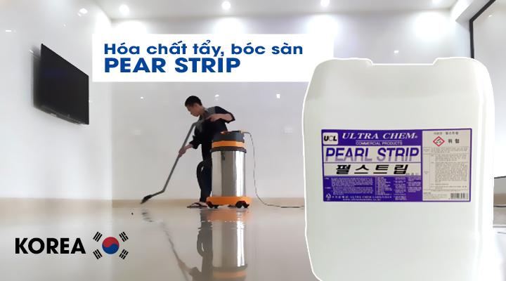 Hóa chất tẩy, bóc sàn PEAR STRIP