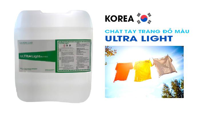 Hóa chất tẩy trắng đồ màu ULTRA LIGHT