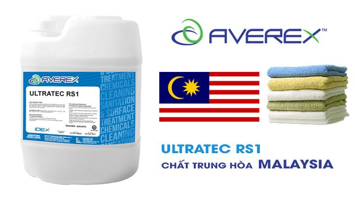 Mô tả Hóa chất trung hòa Ultratec RS1