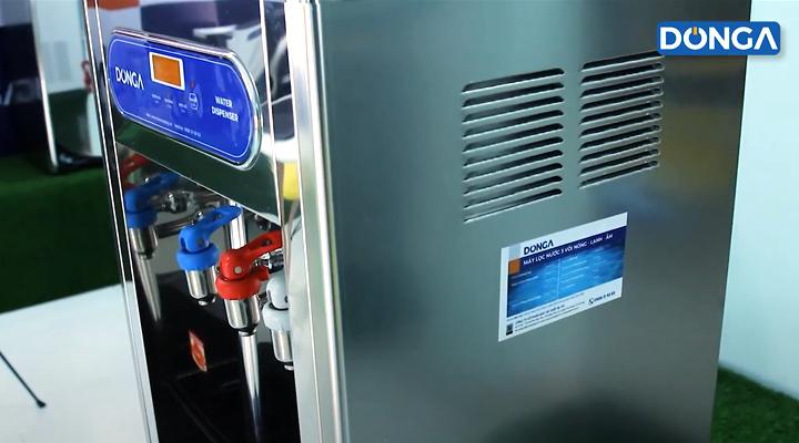 Mô tả Máy lọc nước uống 3 vòi DONGA DAD-03