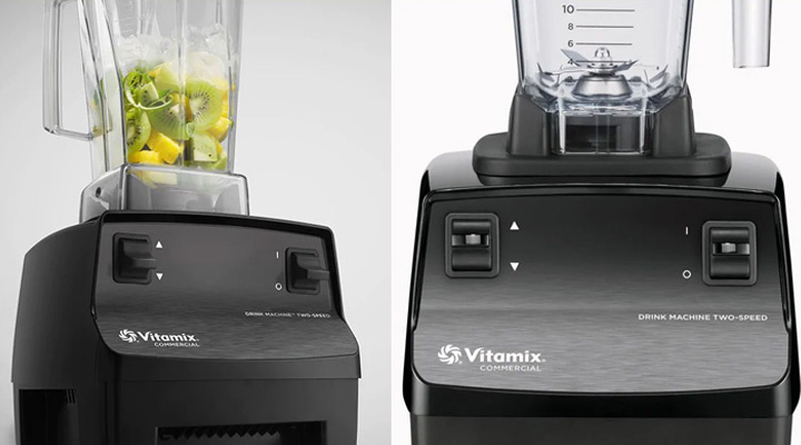 Mô tả Máy xay sinh tố Vitamix Drink machine 2-Speed