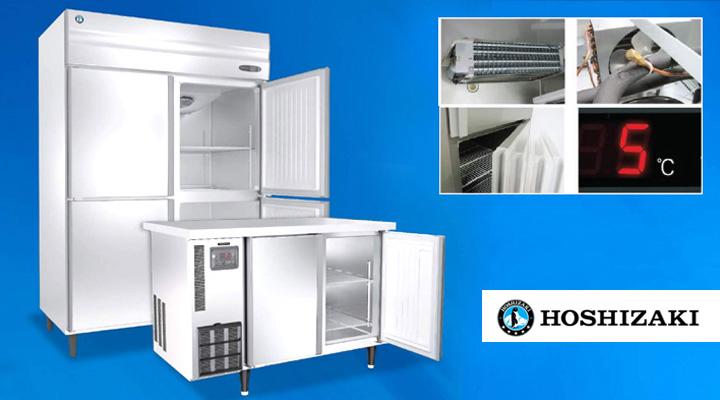 Mô tả Tủ đông Hoshizaki HF-128MA-S 1100 lít