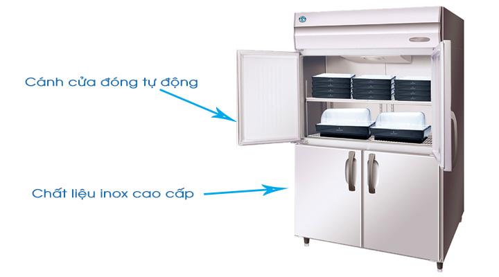 Mô tả Tủ mát Hoshizaki HR-128MA-S-ML 1102 lít