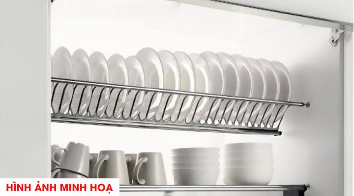 Mô tả Tủ sấy bát đĩa đôi 2 cửa