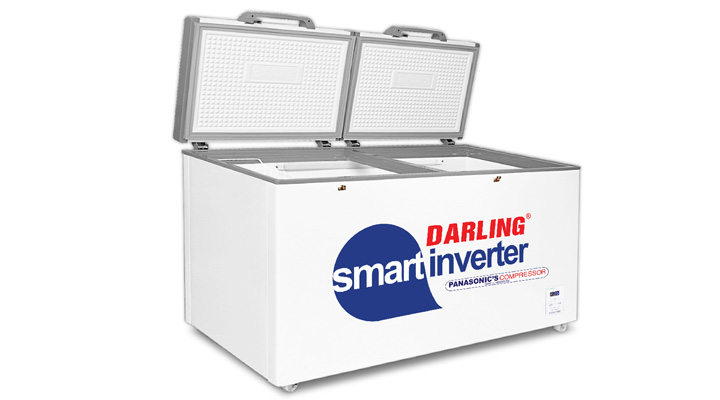 Nắp dỡ Tủ đông Darling Inverter DMF- 1079ASI