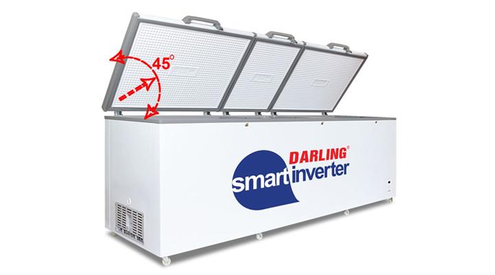 Nắp dỡ Tủ đông Darling Inverter DMF-1279ASI
