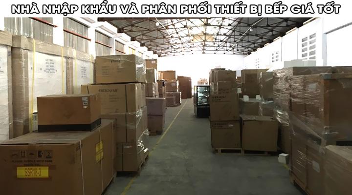 Nhà nhập khẩu và phân phối thiết bị bếp công nghiệp