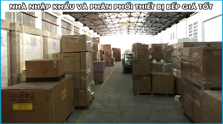 Nhập khẩu và phân phối thiết bị bếp giá tốt
