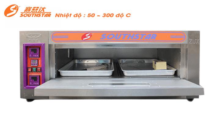 Nội dung Lò nướng bánh 1 tầng 2 khay Southstar dùng điện