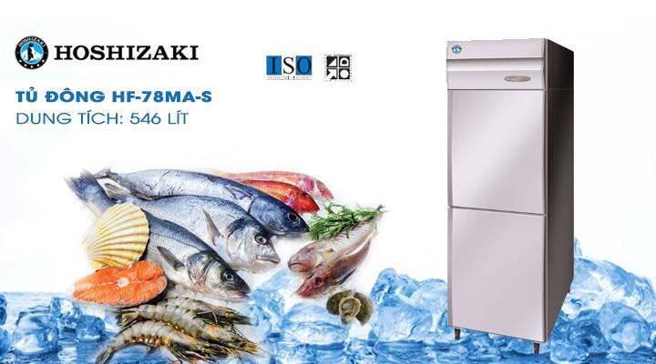 Tủ đông Hoshizaki HF-78MA-S 546 lít