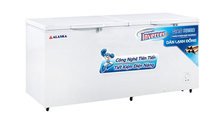 Tủ đông nắp dỡ Inverter HB-890CI 588 lít