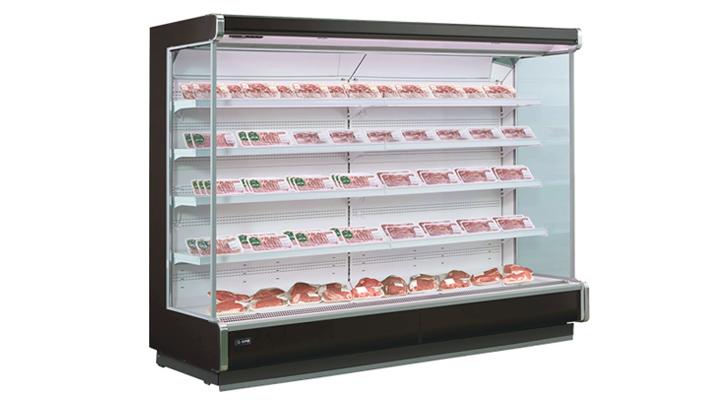 Tủ mát siêu thị không cửa OPO OMMR