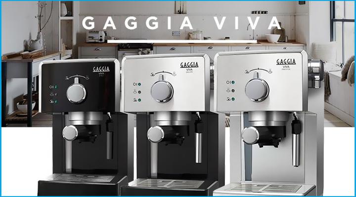 Sản phẩm Máy pha cà phê Gaggia Viva Deluxe