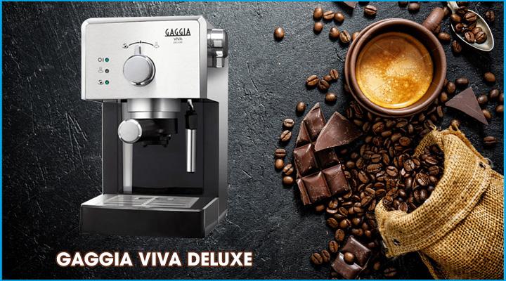 Thiết bị Máy pha cà phê Gaggia Viva Deluxe