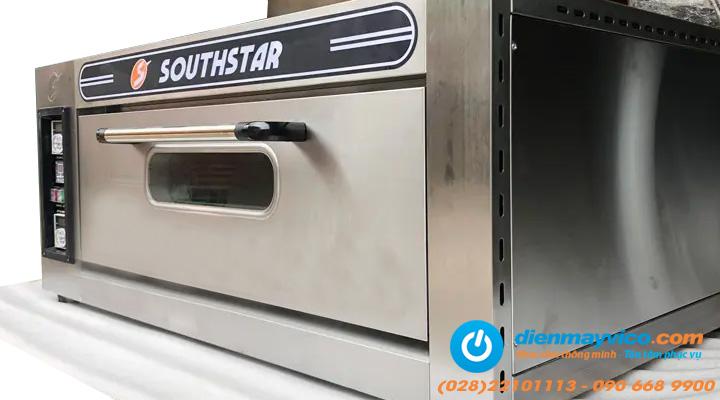 Lò nướng bánh 1 tầng 2 khay Southstar dùng điện