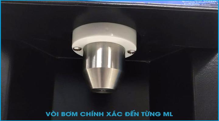 Vòi bơm Máy định lượng đường Yubann YB-16A