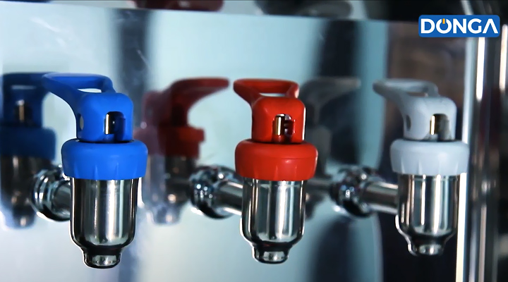 Vòi nước Máy lọc nước uống 3 vòi DONGA DAD-03