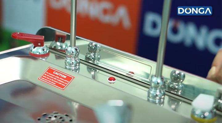 Vòi vặn Máy lọc nước nóng lạnh DONGA DAD-5001