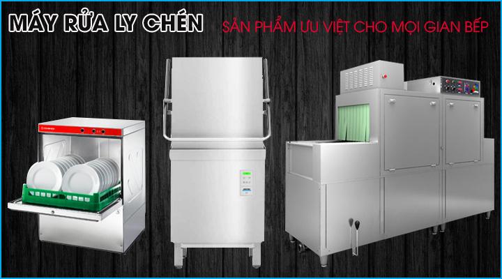 Top 5 máy rửa ly chén giá tốt phù hợp với nhu cầu hiện tại