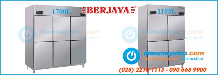 Tủ nửa đông nửa mát Berjaya - Malaysia