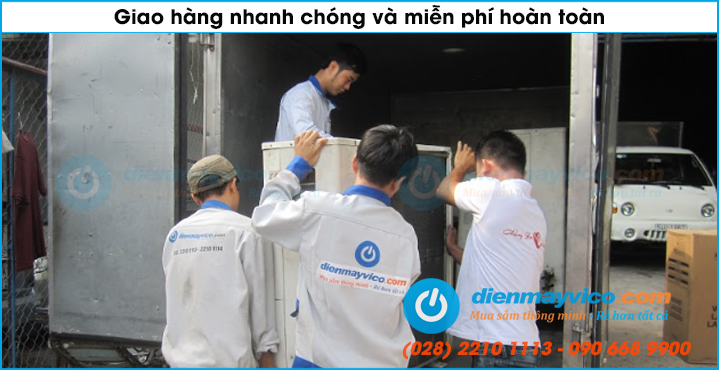 Cho thuê máy lạnh số lượng lớn quận Bình Thạnh, Thủ Đức