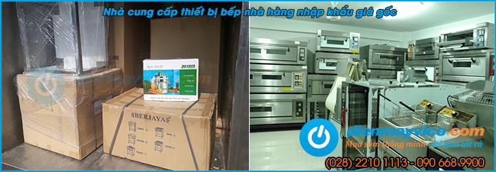 Nhà cung cấp thiết bị bếp công nghiệp hàng đầu tại TPHCM